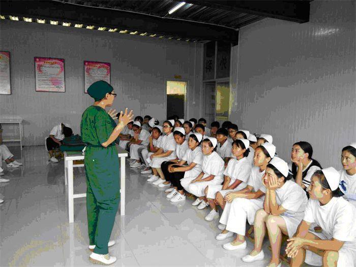 石家庄天使护士学校2020年招生计划