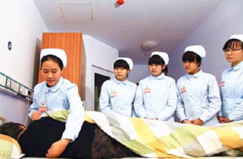 石家庄天使护士学校招生计划简章